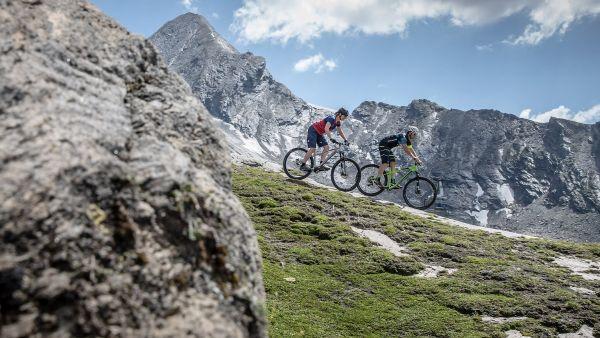 Mountainbiken Trainings