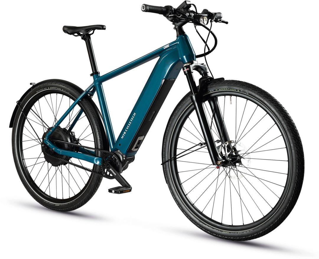 Mtb Cycletech Code Man